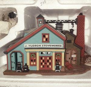 Heritage Village Collection J. Hudson Stoveworks